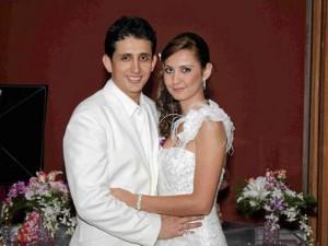 Luis Guillermo Ardila y Mónica Navarro