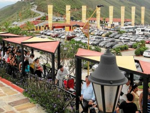 Panachi recibió la visita de 17 mil personas en la Semana Mayor.