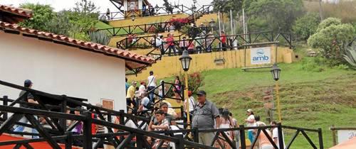 Panachi estuvo 'a reventar' en Semana Santa