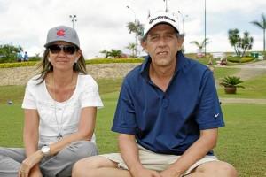 Sonia Sarmiento y Mauricio Nassar.