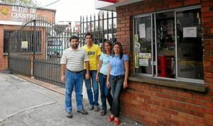 Los hermanos Reyes Sanabria aseguraron que jamás han tenido inconvenientes con la gente del conjunto o personas del sector.