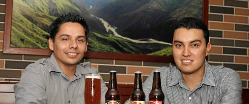 Fabrican cerveza 100% santandereana