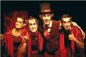 Obra de teatro 'Rojo', estrenada en Argentina