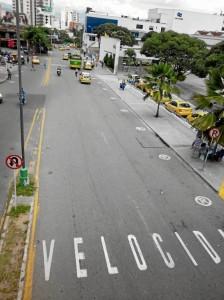 Dia sin carro Foto Laura Rojas / GENTE DE CAÑAVERAL