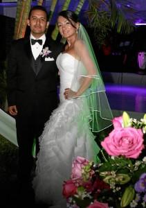 Mónica Vergel y Camilo Andrés Calvache.
