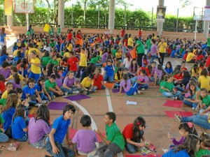 El evento contará con la participación de toda la comunidad educativa.