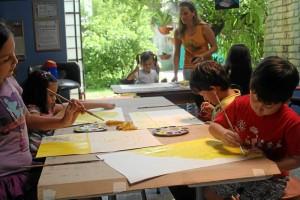 Suministrada / GENTE DE CAÑAVERAL En este momento el Taller de arte Spinosa cuenta con estudiantes desde los 3 hasta los 16 años.