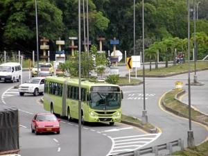 Archivo / GENTE DE CAÑAVERAL  La Fase II del Sistema Integrado de Transporte Masivo, Metrolínea, empezó a operar desde el pasado 9 de julio.