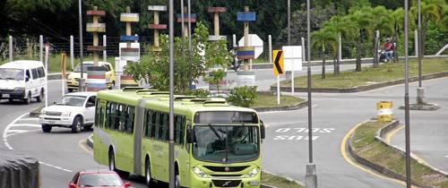 Opiniones encontradas sobre el sistema de transporte masivo