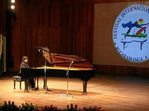 Encuentre en www.gentedecabecera.com toda la programación del Festival Nacional e Internacional de Piano UIS 2012. Archivo / GENTE DE CABECERA