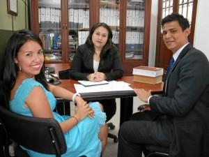 El consultorio jurídico de la Usta cumple 35 años de servicio a la comunidad. Suministradas / GENTE DE CABECERA