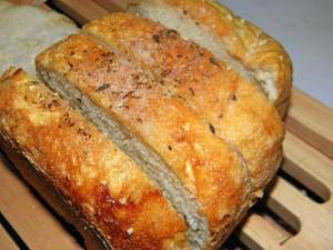 Las variedades del pan se pueden preparar ahora en casa. (Fotos René Di Marco).