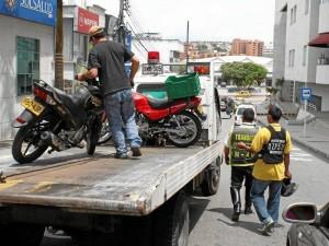 La medida sera implementada para todos los vehiculos mal parqueados en los differentes sectores de municipio
