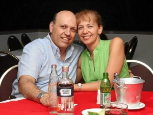 Juan Guillermo Barrera Carvajal y Adriana Sofía Murcia.