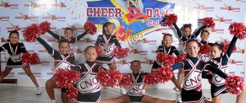 New Cambridge en Cheer and dance Colombia