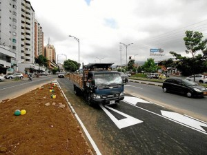 Ahora el tráfico tiene otra alternativa, lo que permite una mejor movilidad.