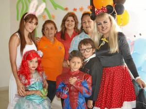 María Fernanda Martínez Gómez, Fabián Omeara, Alejandro Hoyos, Yamile Gómez Cano,Zayda López, Sonia Moreno, Nubia Arias y Margaret Higuera.