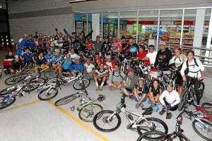 K2 Mountain bike. Mauricio Betancourt / GENTE DE CAÑAVERAL
