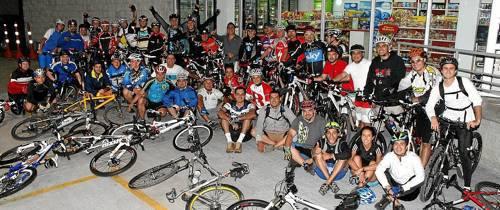 """""""Queremos que las personas sientan los beneficios de montar bicicleta"""""""