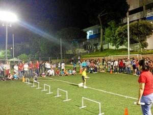 La masiva asistencia a la jornada deportiva, que por lo general se realiza cada año, hizo que los organizadores consideren la posibilidad de aumentar su frecuencia para incentivar las prácticas deportivas en la comunidad educativa.