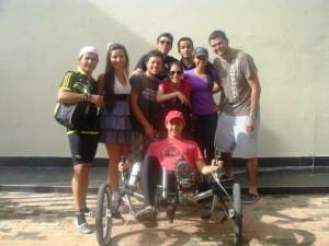 El equipo completo. Suministrada / GENTE DE CAÑAVERAL