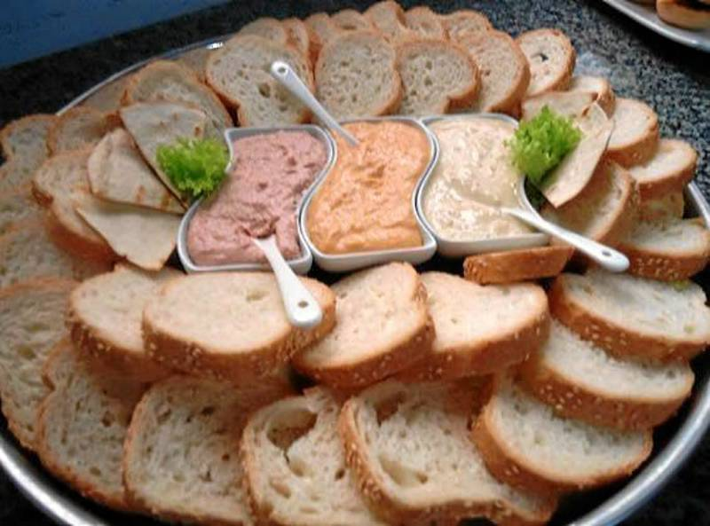 Cocina Practica: Pasabocas sencillos para nuestras reuniones