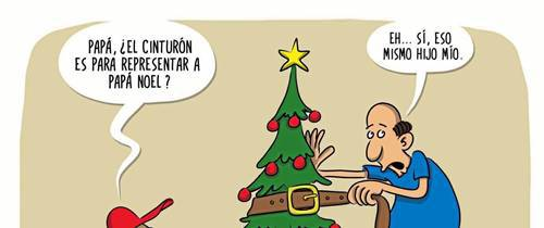 Llegó la Navidad y…