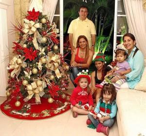 Familia Lagos García.