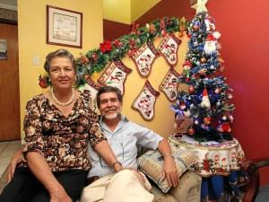 Familia Reyes Le Paliscot.