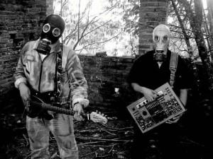 Imágenes del video 'Lluvia ácida'.