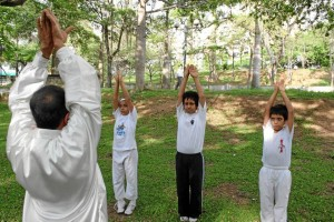 Eco Yoga Festival inicia a las 8 a. m. y culmina a las 5  p. m.
