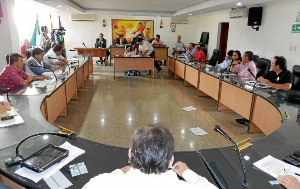Algunos concejales solicitaron a la administración municipal control a la invasión de otro tipo de negocios. Suministrada / GENTE DE CAÑAVERAL