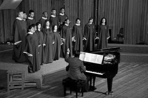 El Coro Alabaza estará en el Mundial de Coros América Cantan 7.
