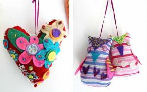 Estas son algunas de las creaciones hechas en El Costurero. Mauricio Betancourt / GENTE DE CAÑAVERAL