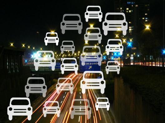 Congestión en Cañaveral Panamericano. Tomada de internet / GENTE DE CAÑAVERAL