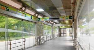 Así también se encuentra la Estación Menzulí.