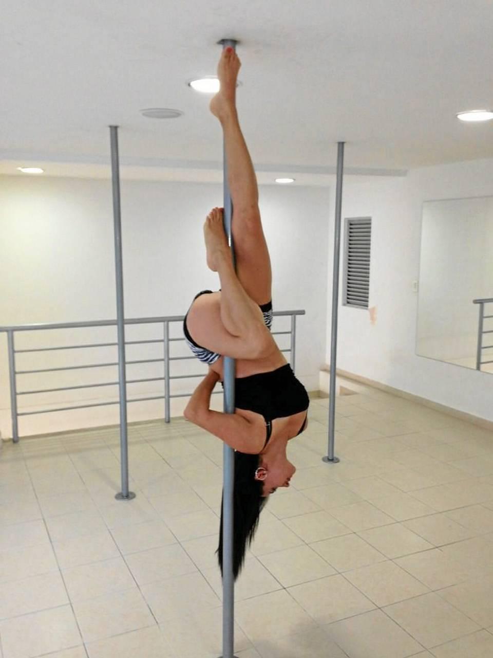 """""""Las mujeres que nunca habían hecho ejercicio son las que más recurren a esta práctica porque desarrollan muchas habilidades por medio de un adecuado proceso"""". Suministrada / GENTE DE CAÑAVERAL"""