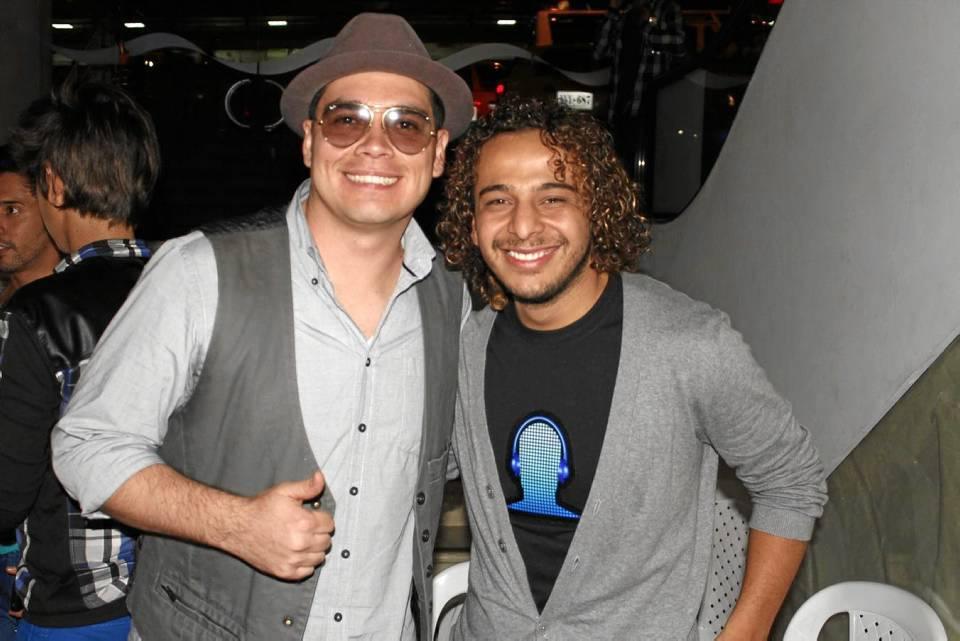 Sergio Téllez y Andrés Payares.