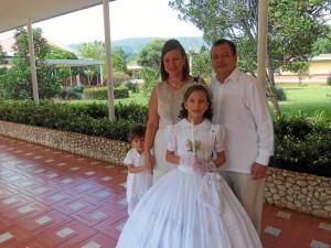 Jorge Andrés Trujillo Gutiérrez, Fabiola Gutiérrez Páez y Jorge Trujillo Cáceres.