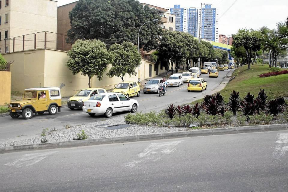Paralela El Bosque. Fotografía Javier Gutiérrez / GENTE DE CAÑAVERAL