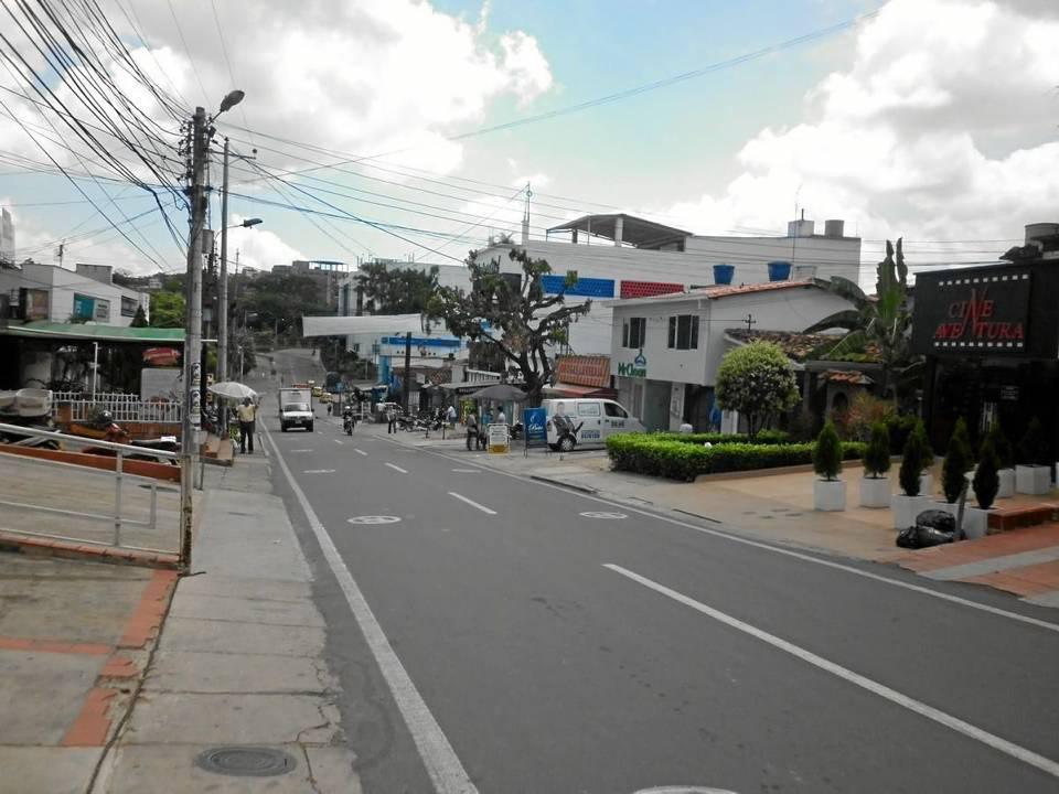Las calles comprendidas en la zona 'W' serían algunas de las que tendrían prioridad peatonal, según la propuesta.