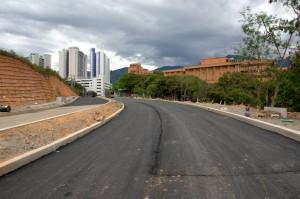 Así avanza la obra de la transversal El Bosque. - archivo / GENTE DE CAÑAVERAL