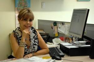Marcela Ogliastri Barrera es la intendente para Bucaramanga de la Superintendencia de Sociedades, ubicada en la calle 41 # 37 - 62. - Jaime Del Río Quiroga / GENTE DE CAÑAVERAL