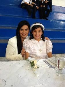 Maura Carolina García Amaya y María Manuela Amaya García. - Suministrada / GENTE DE CAÑAVERAL