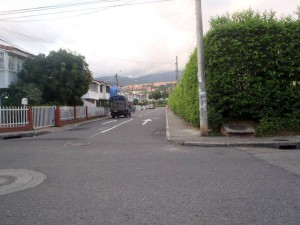 Calle 34 con 26. - Suministrada / GENTE DE CAÑAVERAL