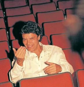 Luis Eduardo Arango está en el Teatro Corfescu. - Suministrada /GENTE DE CAÑAVERAL