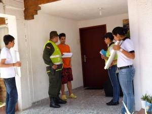 Durante la campaña las personas también recibieron bolsas para la recolección de excrementos y una pala.  - Imagen suministrada / GENTE DE CAÑAVERAL