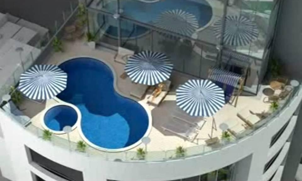 Así quedará el Hotel Cañaverales que será entregado al público en 2014