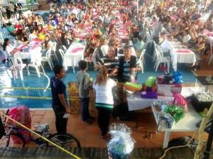 La comunidad de la parroquía invitó a todos los interesados a vincularse con este propósito.  - Imagen suministrada/ GENTE DE CAÑAVERAL
