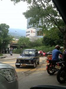Las quejas sobre la falta de prudencia por parte de algunos conductores siguen.  - Imagen Suministrada/GENTE DE CAÑAVERAL